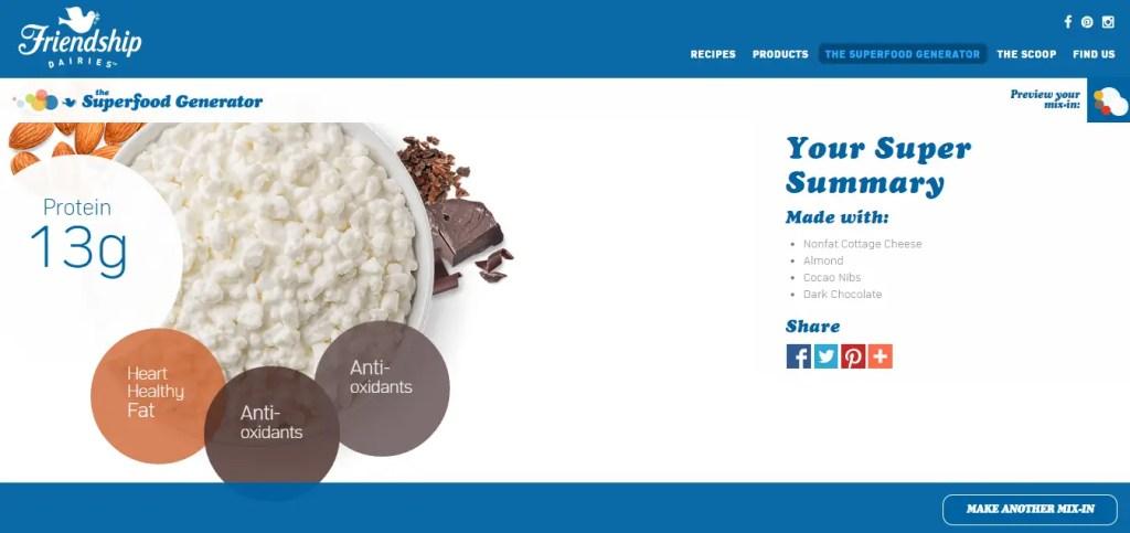 superfood-generator