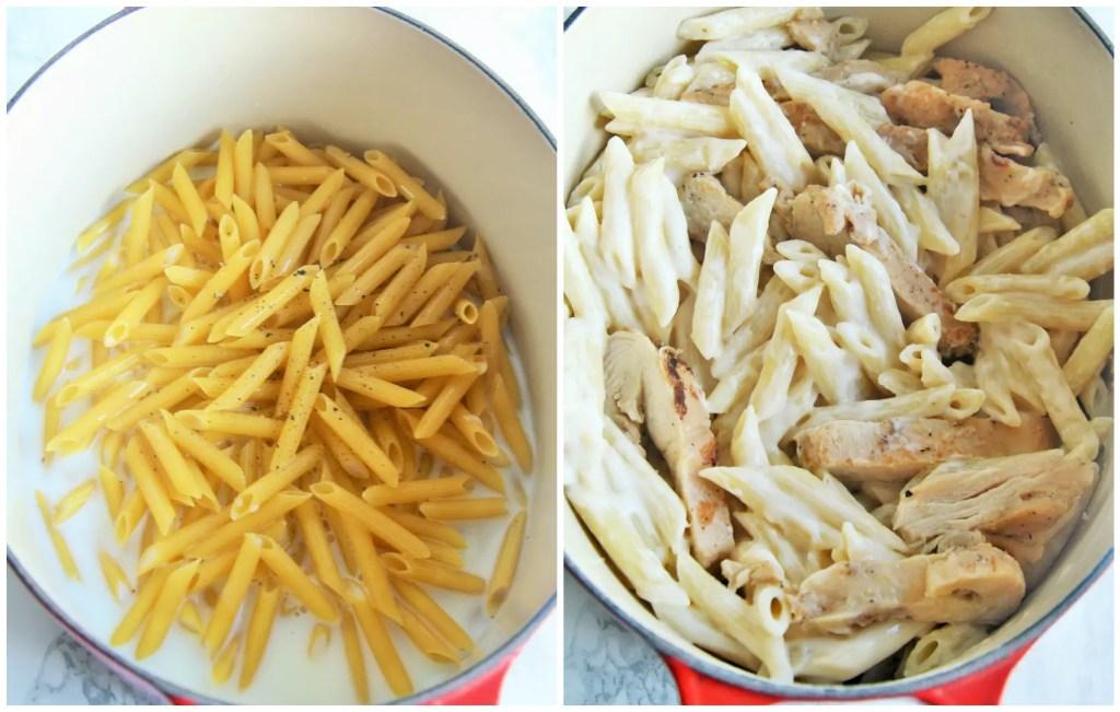 one-pot-garlic-alfredo-chicken-penne-6