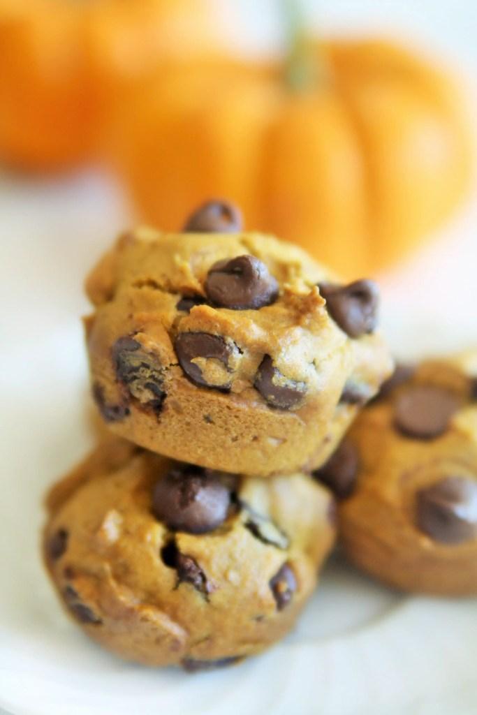 skinny-pumpkin-chocolate-chips-muffins-3
