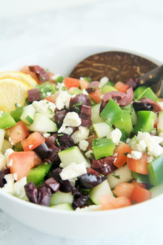 greek-chopped-salad-lemon-vinagrette-1