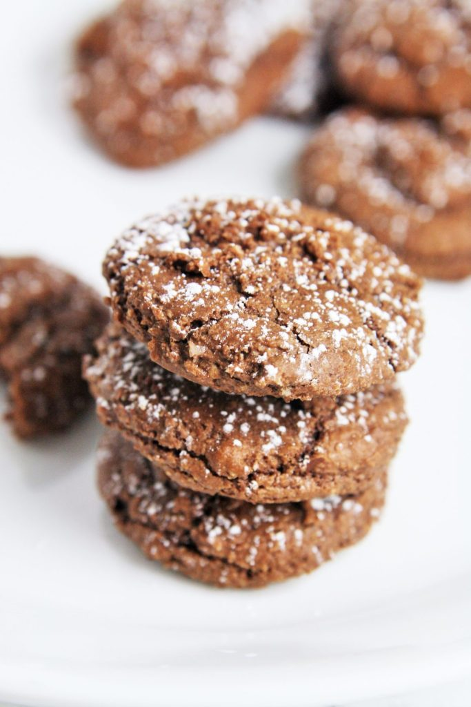 chewy-flourless-chocolate-cookies-2