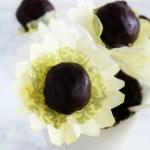 OREO Cookie Balls – Spring Flower Pops