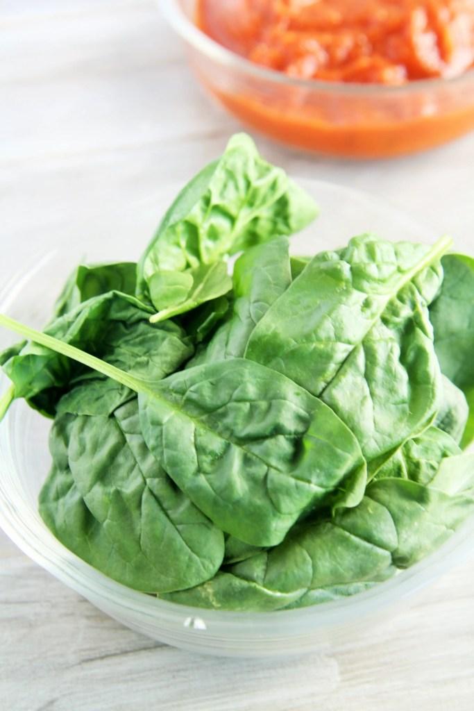 spinach-tomato