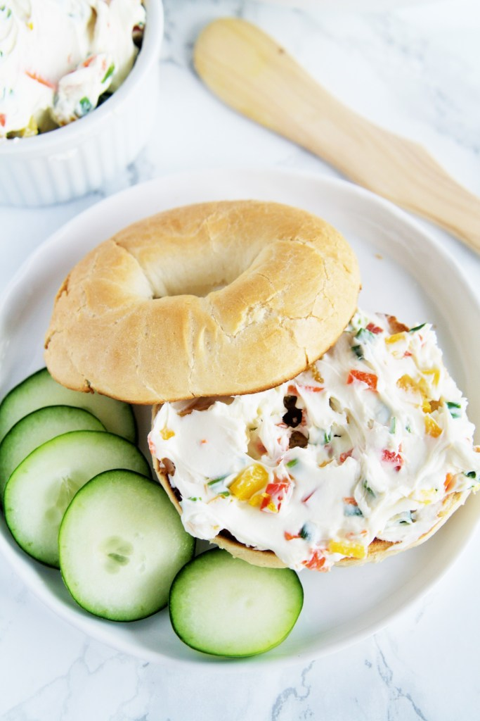 garden-vegetable-cream-cheese-spread-2