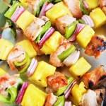 Pork Kebabs Al Pastor {#ResetTheTable with Hatfield}