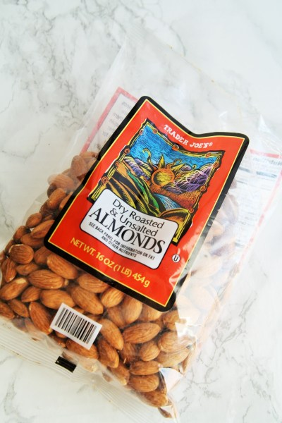 A list of healthy food products I always buy from Trader Joe's!