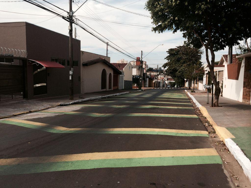 Bauru street