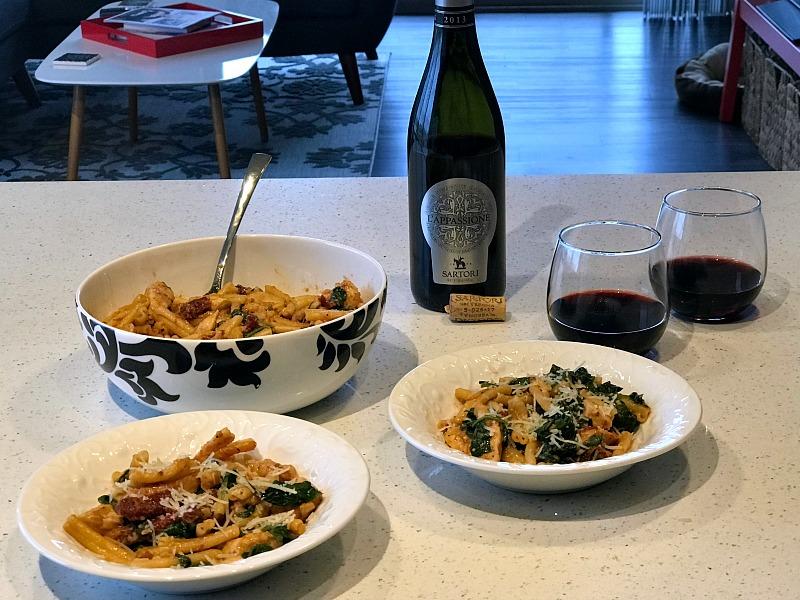 The Tasty Escape with Sartori di Verona