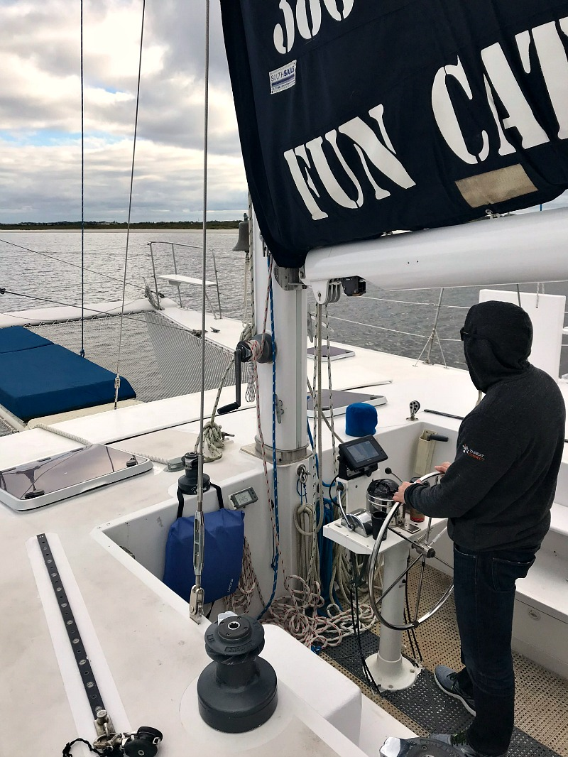 Tom is the Captain now