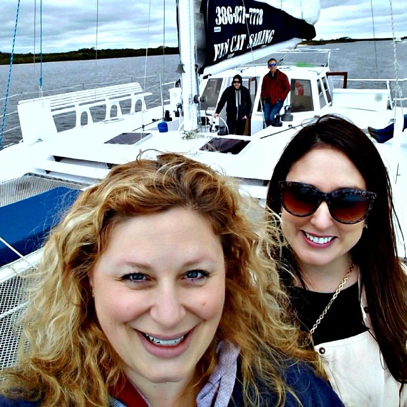 boat trip in Daytona