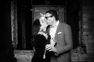 wedding at Salvage One