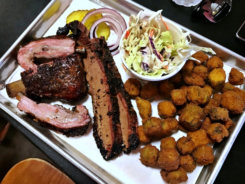 two meat platter texlahoma