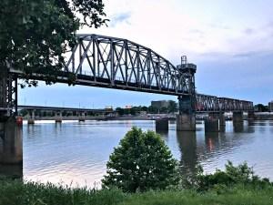Junction Bridge Little Rock