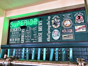 Superior Bathhouse Brewery Hot Springs