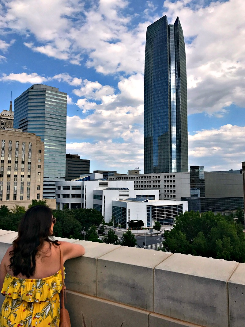 rooftop on Third Thursday at the OKC MOA