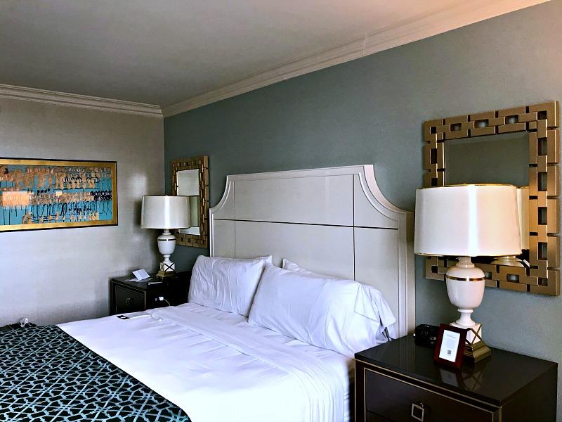 Royal Sonesta hotel room