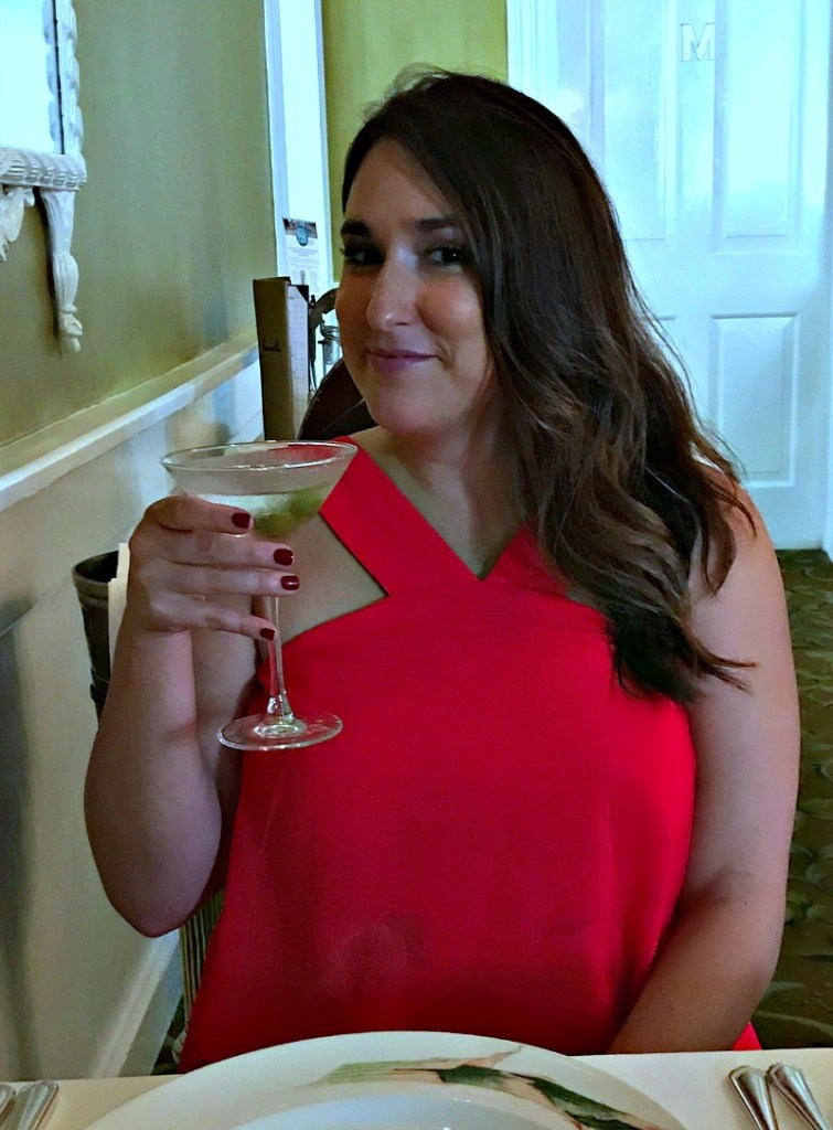 martinis at Commander's Palace