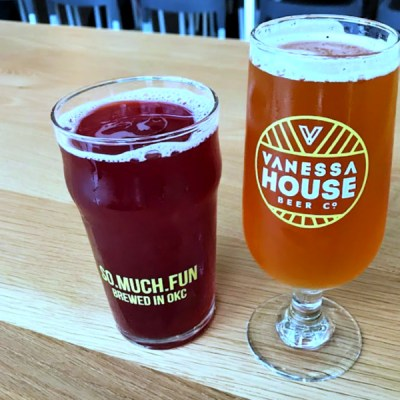 Beer Talk: Vanessa House Debuts New Tap Room in Midtown OKC