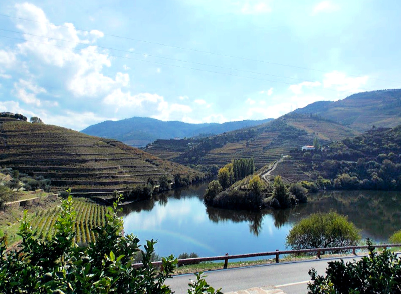 Touring the Douro River Valley