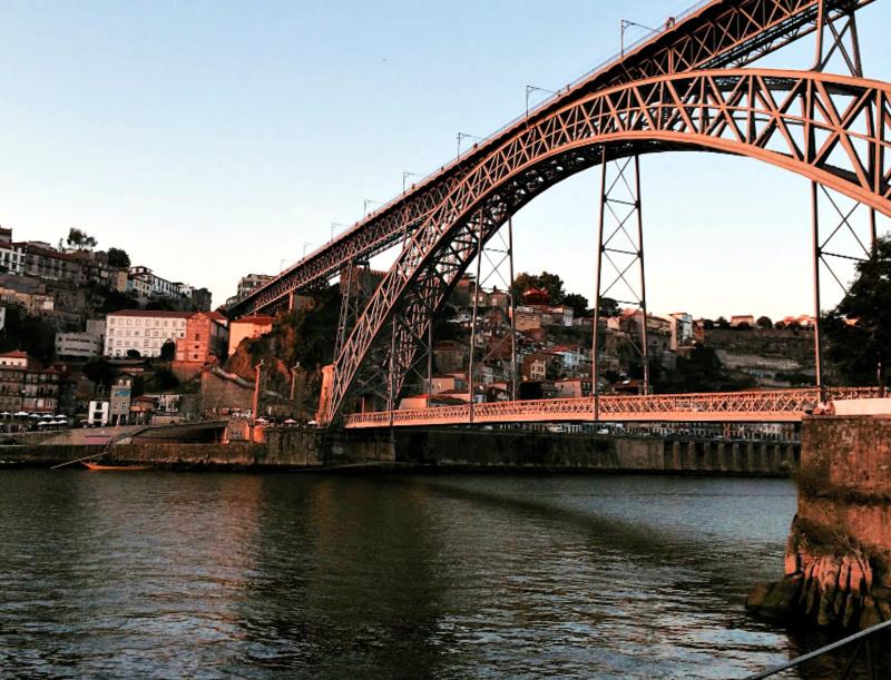 bridges of Porto