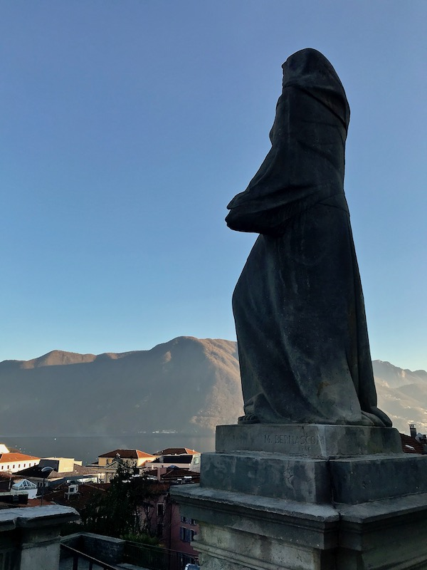 art and views in Lugano