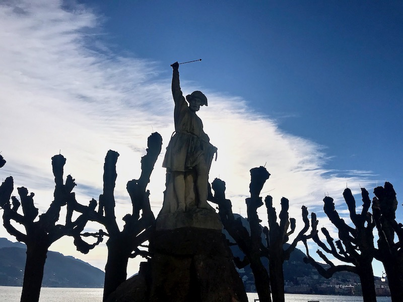 sculpture Parco Ciani