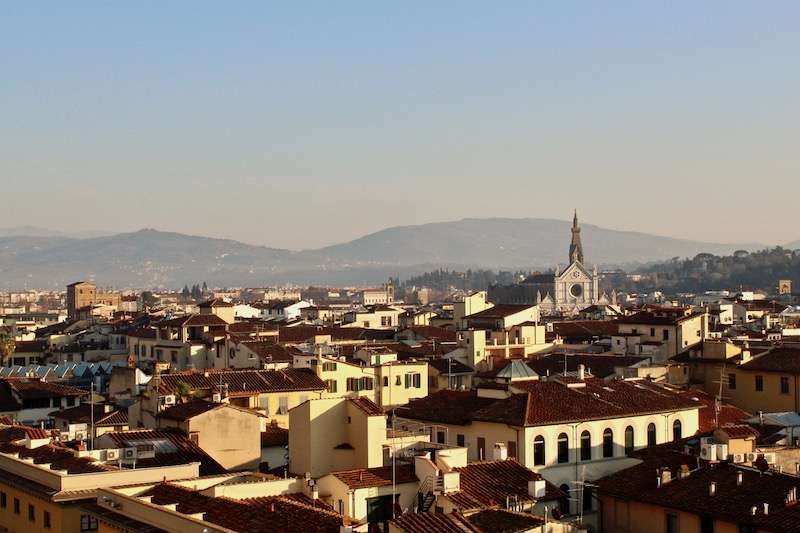 Duomo Bell Tower view