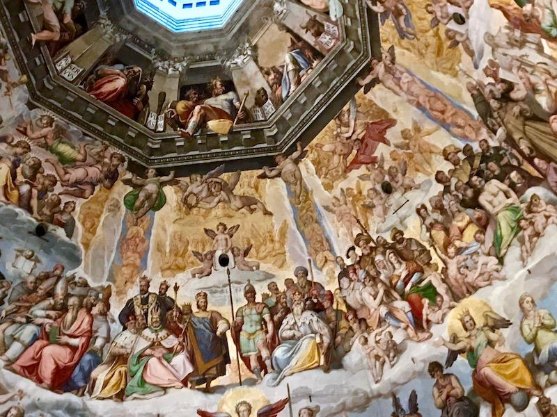 Duomo fresco