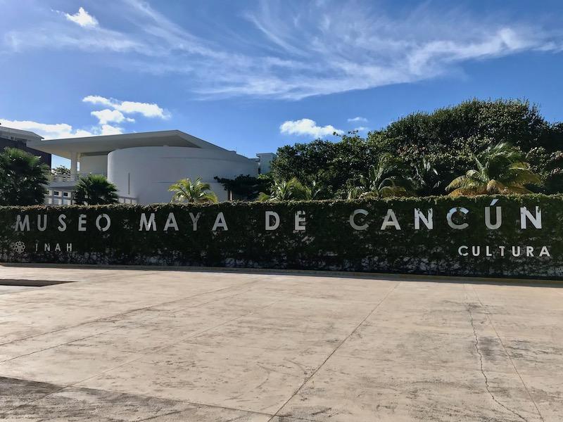 Museo Maya de Cancun