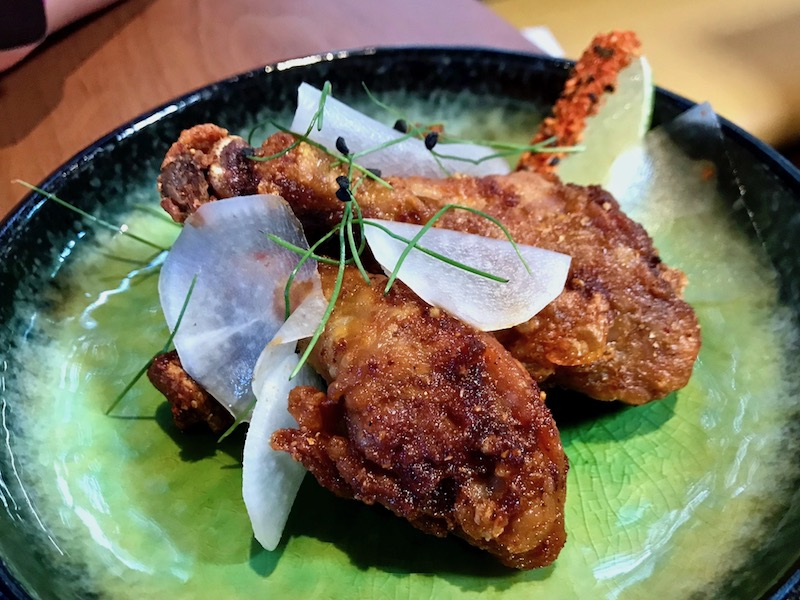 Tokyo hot chicken