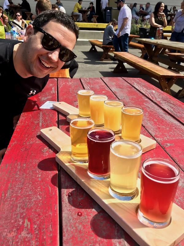 San Pedro breweries