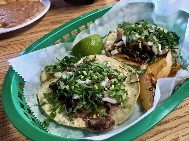 El Amigo street tacos