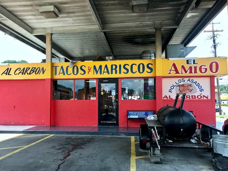 El Amigo Tacos y Mariscos Nashville restaurants