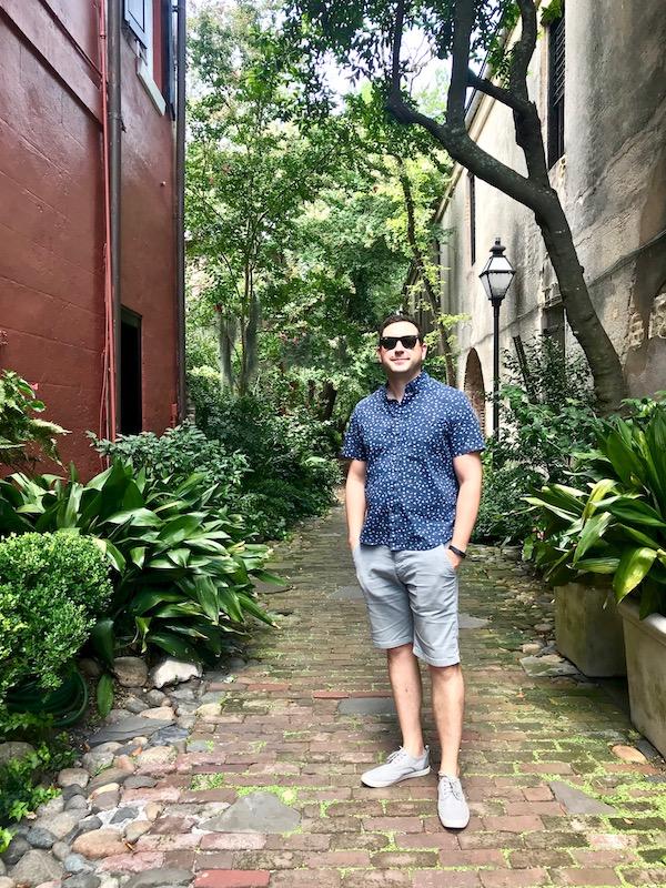 exploring Charleston