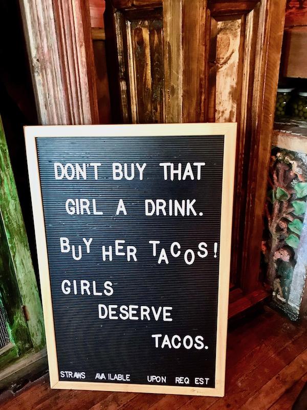 Girls Deserve Tacos Taco Boy, Folly Beach