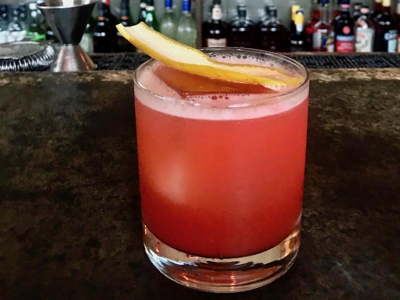 Xiao Bao cocktail Charleston