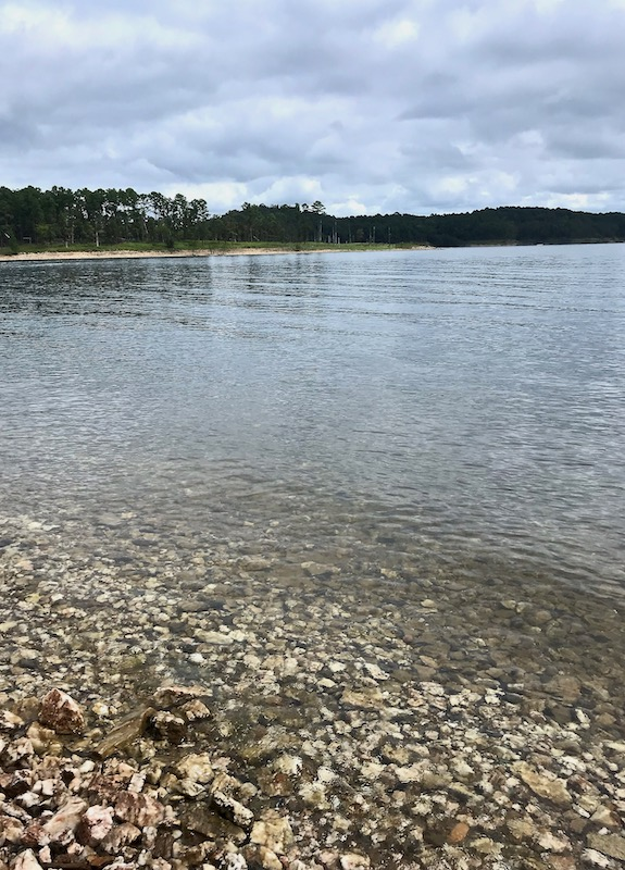 Broken Bow Lake