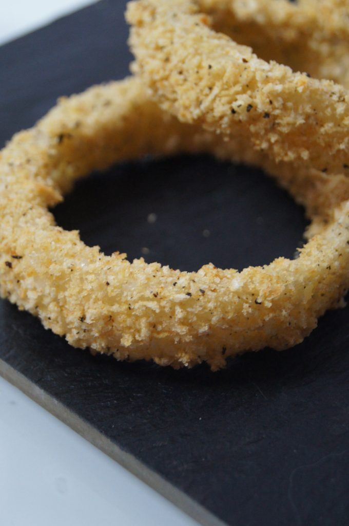 Championship Baked Onion Rings