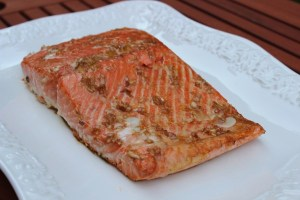 Dijon – Orange Glazed Salmon