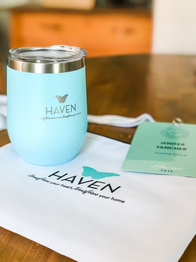 Welcome Home SUnday: How the Haven conference changed me.