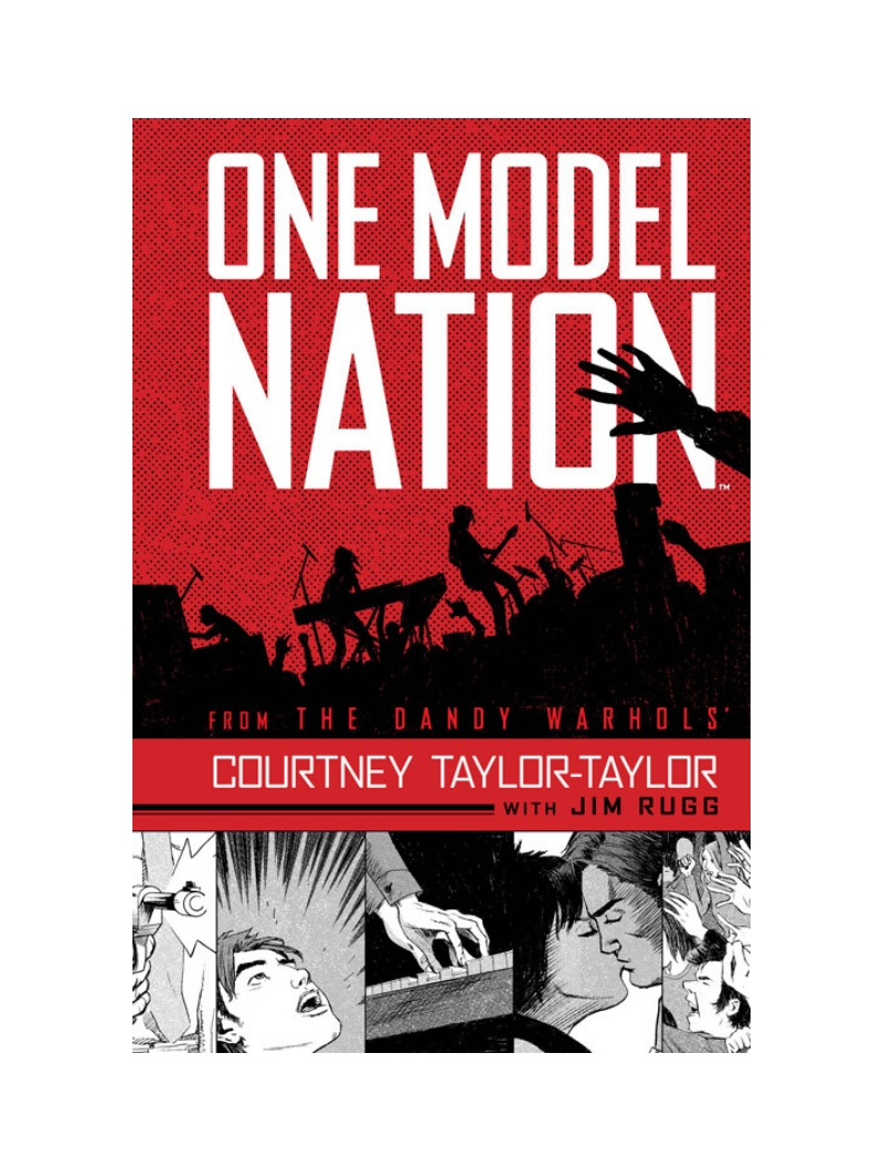 One Model Nations by Courtney Taylor-Taylor