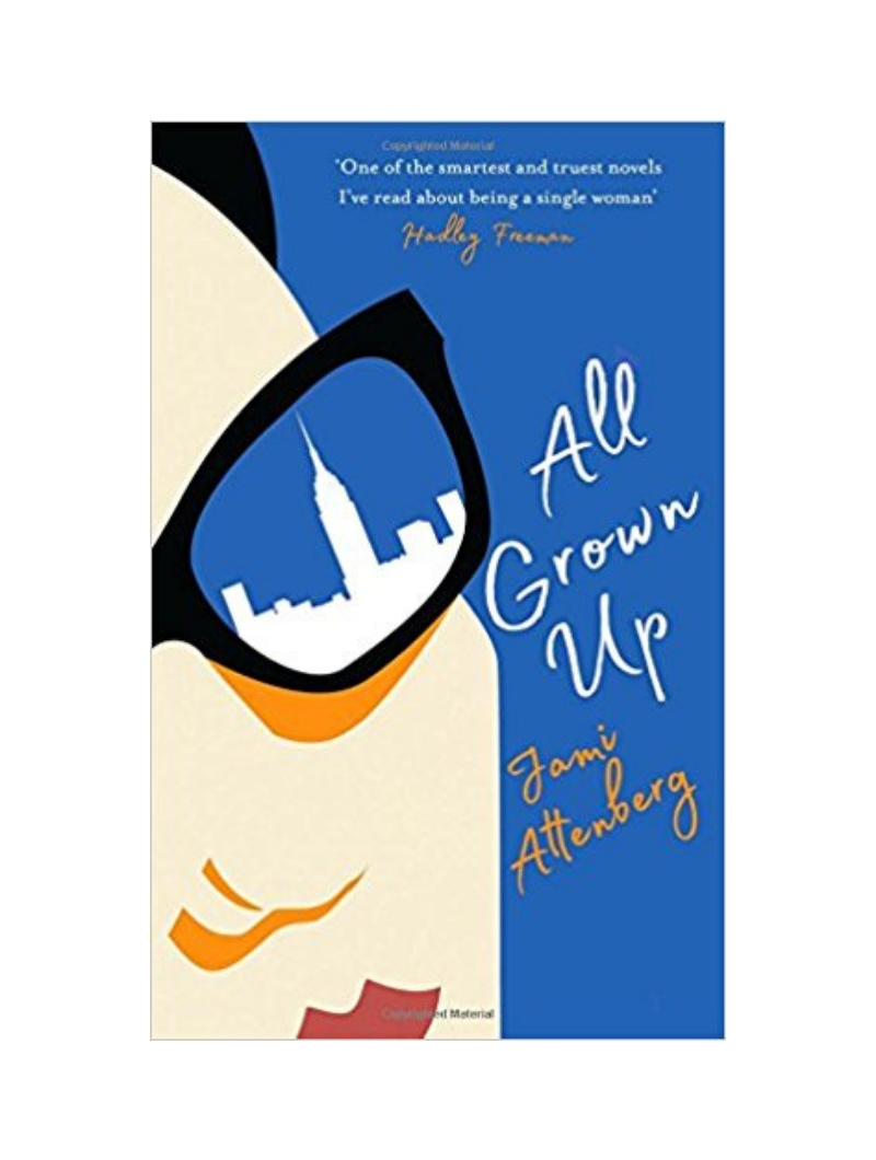 All Grown Up by Jami Attenburg