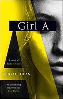 Cover Girl A by Abigail Dean