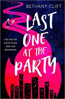 Cover of Last One at the Party by Bethany Clift