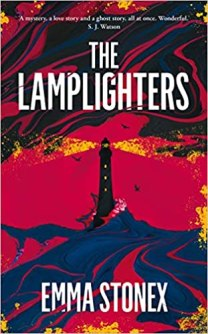 Book cover of The Lamplighters by Emma Stonex