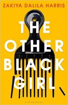The book cover of The Other Black Girl by Zakiya Dalila Harris