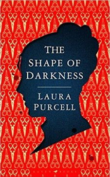 Book cover of The Shape of Darkness by Laura Purcell