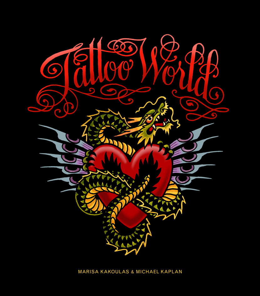 Tattoo World Book