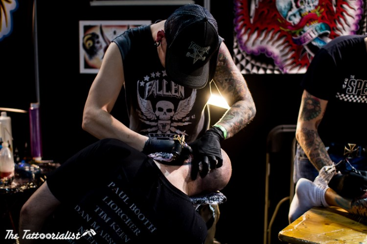 International Brussels Tattoo Convention ©thetattoorialist