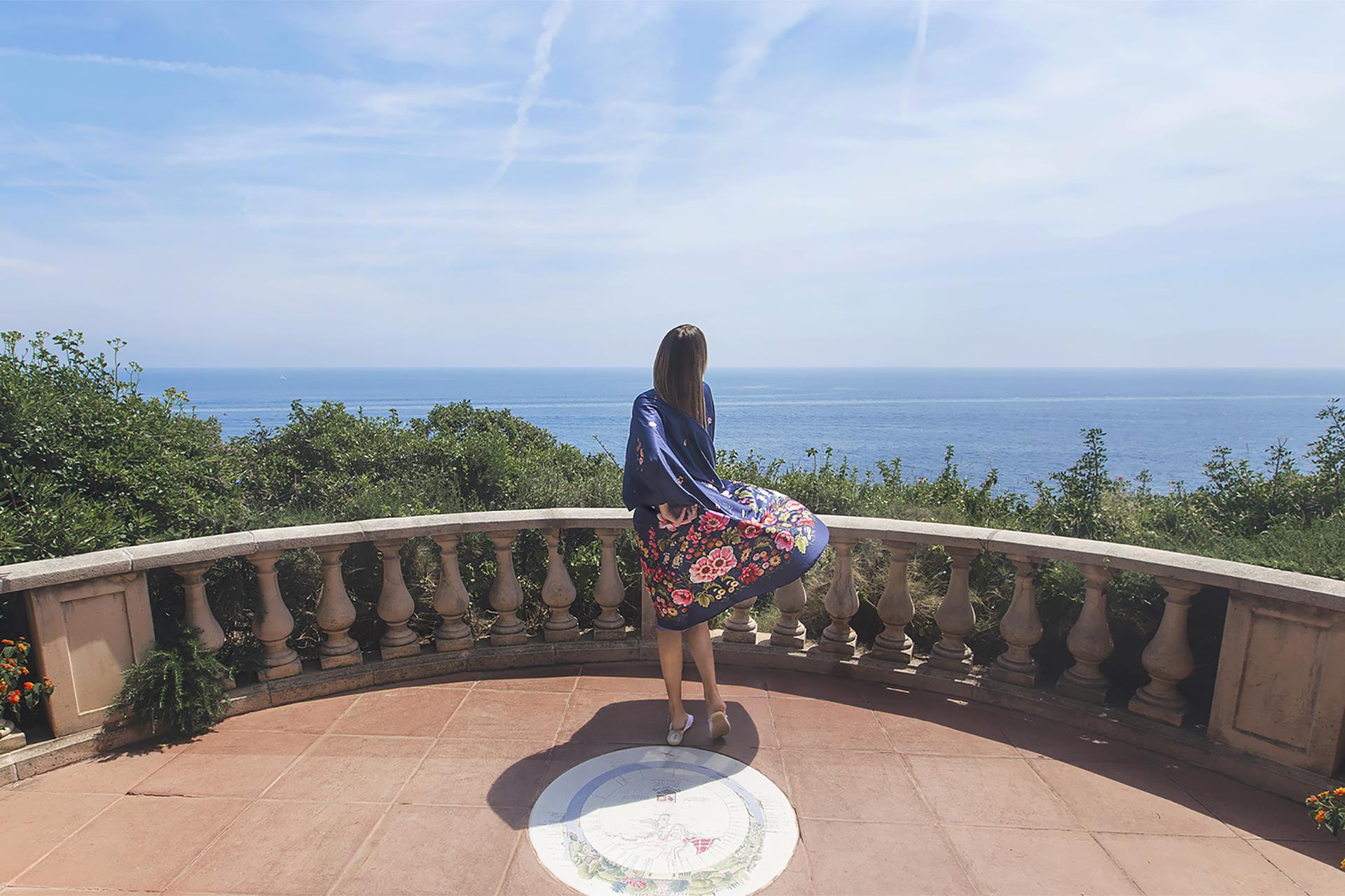 French Riviera views from Grand-Hotel du Cap-Ferrat a Four Seasons Hotel